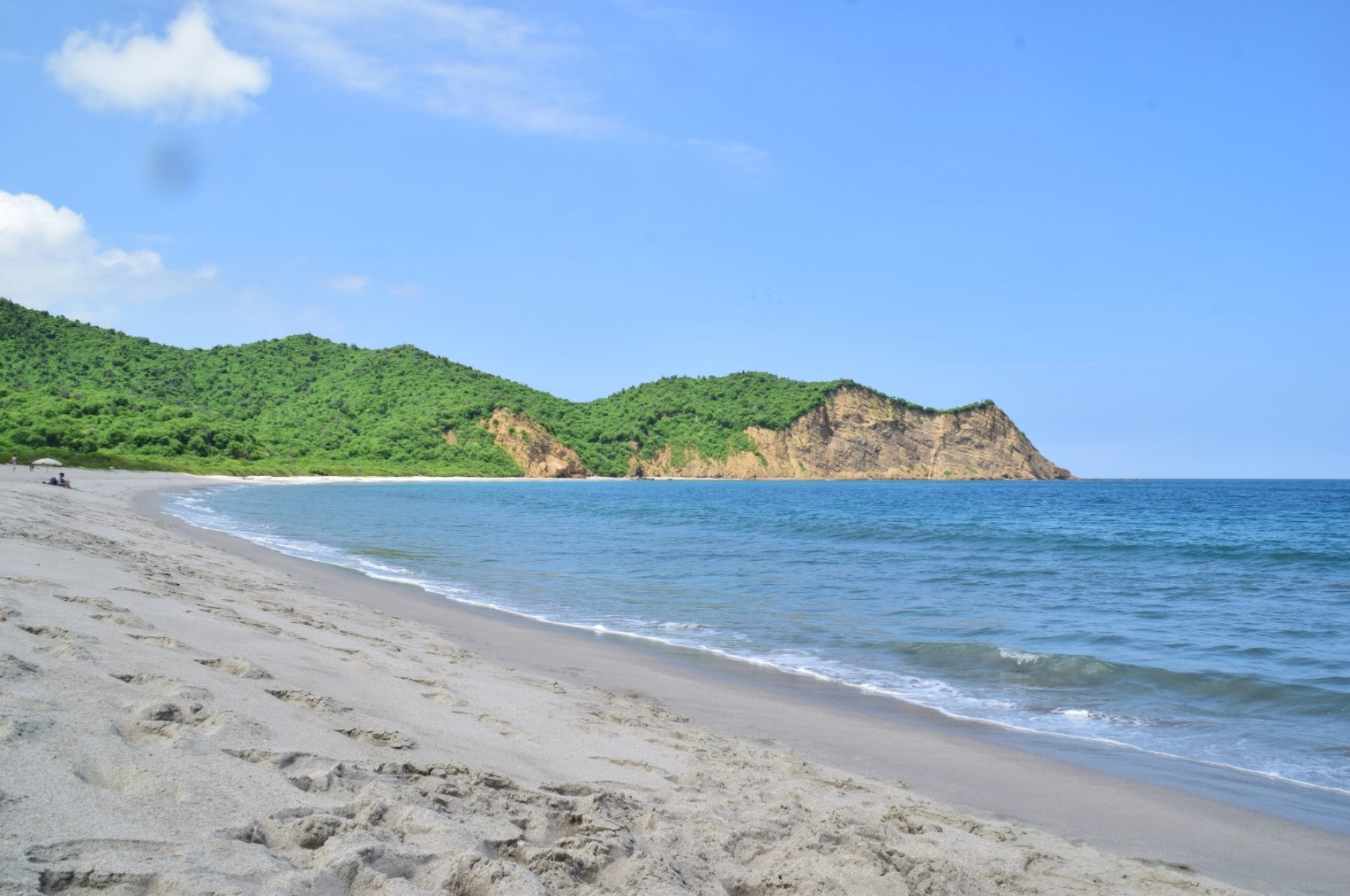 Los Frailes Beach 15 minutes from Agua Blanca Community